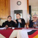 Besuch des Leiters Ausländerbehörde Ramazan Şimşek