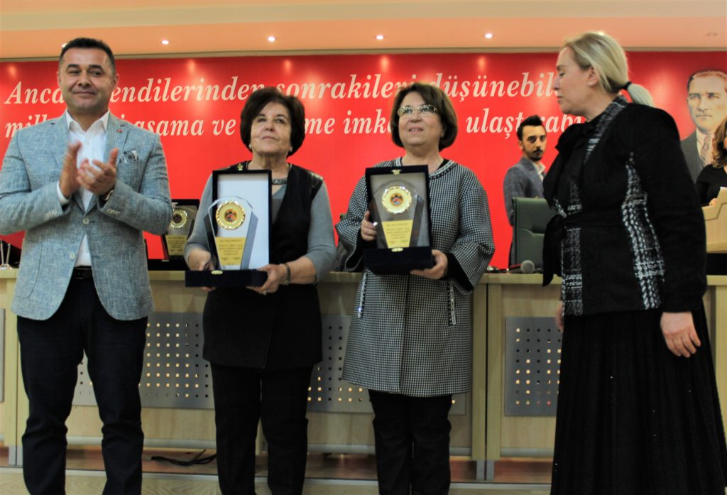 Weltfrauentag Alanya 2020